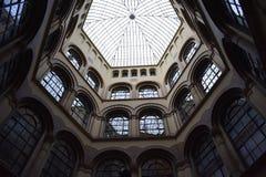 Plafond en verre, Vienne image libre de droits