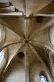 Plafond gothique Photos libres de droits