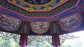Plafond in het schilderen Stock Foto's