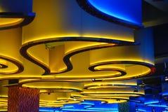 Plafond in nachtclub Stock Afbeelding
