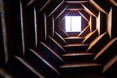 Plafond in ruimte stock afbeeldingen