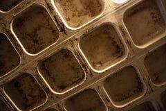 Plafond texturisé Photographie stock libre de droits