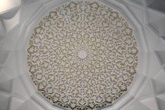 Plafond van Arabisch paleis Stock Afbeelding
