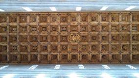 Plafond van de Kathedraal van Pisa Royalty-vrije Stock Afbeelding