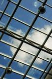 Plafond van een bureau Stock Afbeelding