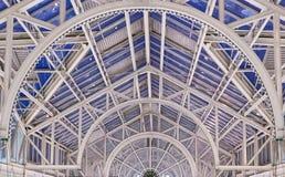 Plafond van het winkelende centrum van Dublin Royalty-vrije Stock Foto