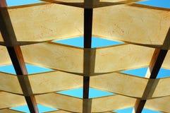 Plafond van openluchtstaaf Royalty-vrije Stock Foto's
