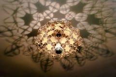 Plafondlamp Royalty-vrije Stock Fotografie