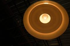 Plafondlamp Stock Foto