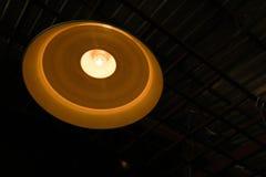 Plafondlamp Royalty-vrije Stock Afbeeldingen