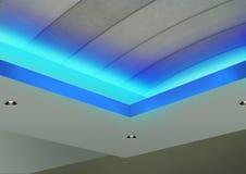 Plafondlichten Royalty-vrije Stock Foto