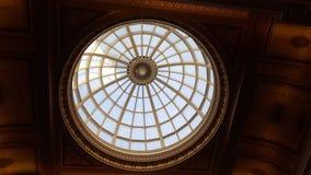 Plafonds bij National Gallery royalty-vrije stock fotografie
