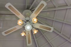 Plafondventilator Stock Foto's
