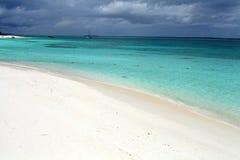 Plage à Zanzibar images stock