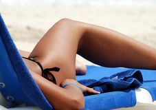 Plage Images stock