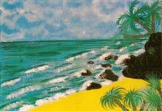 plage Стоковые Изображения