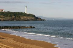 plage Photographie stock