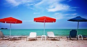 plage Image libre de droits