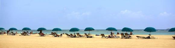 plage Images libres de droits