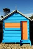 plage Brighton Melbourne photographie stock