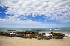 Plage chez Lorne, Australie Image libre de droits