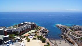 Plage chez Playa Paraiso Photos libres de droits