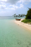 Plage d'Andaman Photo stock