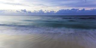 Plage d'Anguilla Image libre de droits