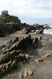 Plage d'Ilfracombe Image stock