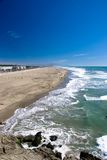 Plage d'océan, San Francisco Images libres de droits