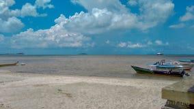 Plage de Bintan Photos libres de droits
