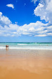 Plage de Bondi, Sydney, Australie Image stock