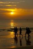 Plage de Boracay, Philippines Image stock