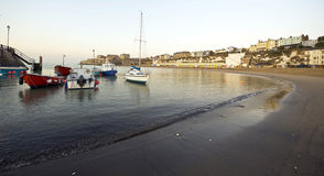 Plage de Broadstairs image libre de droits
