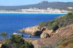 Plage de Cape le Grande photographie stock libre de droits