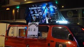 Plage de Chaweng, Ko Samui, Tha?lande, Asie banque de vidéos
