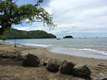 Plage de Cocos, Guanacaste Costa Rica Photo libre de droits