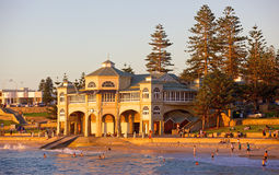 Plage de Cottesloe Photo libre de droits