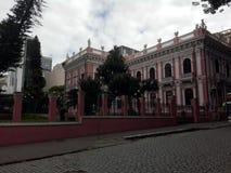 Plage de Florianopolis Brésil photographie stock libre de droits