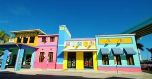 Plage de Fort Myers Photos libres de droits