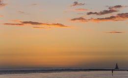 Plage de Gilles de saint, La Reunion Island, France Photos stock