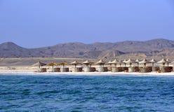 Plage de la Mer Rouge - Egypte image libre de droits