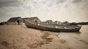 Plage de la Roumanie 2 Mai Micul Golf Photographie stock