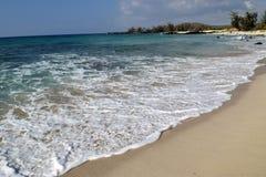 Plage de Makalawena, grande île, Hawaï photos libres de droits