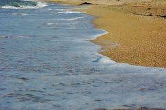 Plage de mer Photos libres de droits