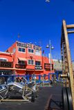 Plage de muscle, Venise, la Californie Image stock