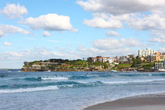 Plage de nation de Sydney photographie stock