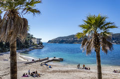 Plage de Passable Royalty Free Stock Photography