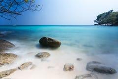 Plage de Racha Island, Phuket Photo stock