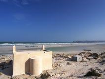 Plage de Ras Markas, Oman Photos libres de droits